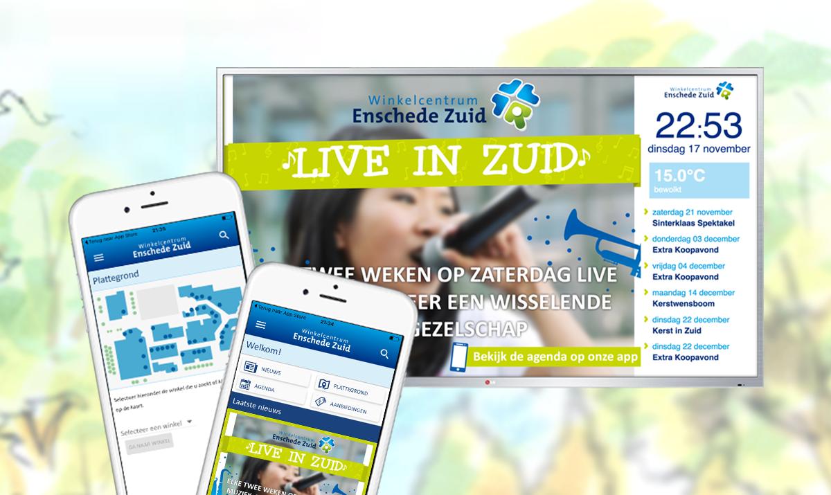 Winkelcentrum Enschede-Zuid